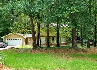 Stone Mountain Single Family Home New: 1690 Briarbend Ct