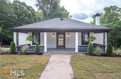 Chosewood Park Single Family Home Under Contract: 1352 Grant St