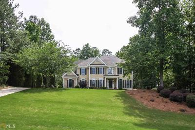 Peachtree City Single Family Home For Sale: 1402 Creston Hill