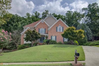 Sugar Hill Single Family Home New: 5935 Wild Timber Rd