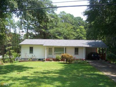 Sugar Hill Single Family Home New: 1167 Old Atlanta Hwy