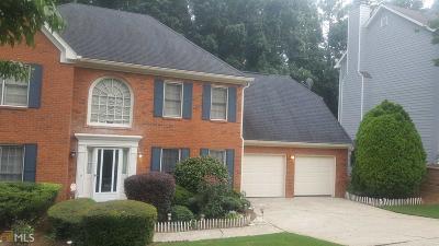 Alpharetta Single Family Home New: 3495 Waters Glen Way