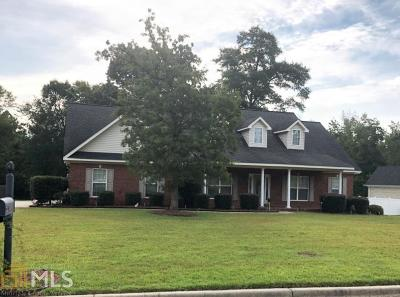 Statesboro Single Family Home For Sale: 108 Blue Ridge Dr