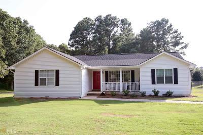 Newnan Single Family Home New: 181 Gordon Rd