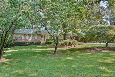 Stone Mountain Single Family Home Under Contract: 5541 Brady Dr
