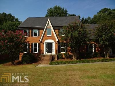 Snellville Single Family Home New: 3041 Hampton Ridge Way