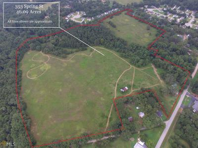 Social Circle GA Farm For Sale: $1,152,250