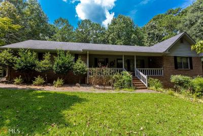 Newton County Single Family Home New: 328 Tulipwood Cir