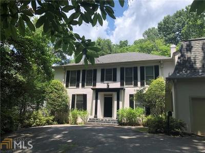 Atlanta Single Family Home New: 95 Blackland Rd #18