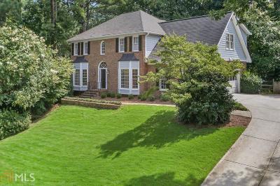 Peachtree Corners Single Family Home New: 4556 Stilson Cir