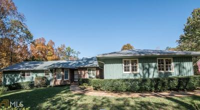 Henry County Single Family Home New: 360 Pullin Rd