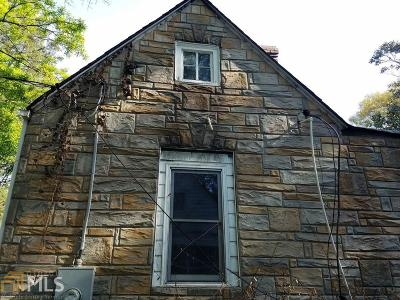 Atlanta Single Family Home Under Contract: 55 Chappell Rd
