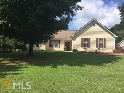 Snellville Single Family Home New: 2965 Summit Point