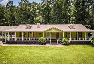 McDonough Single Family Home Under Contract: 415 Candler