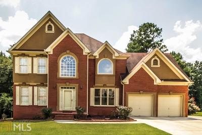 Ellenwood Single Family Home For Sale: 3497 Hickory Walk Ln