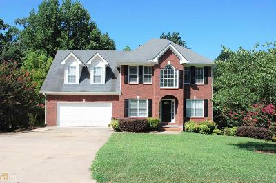 Newton County Single Family Home New: 470 Wisteria Blvd
