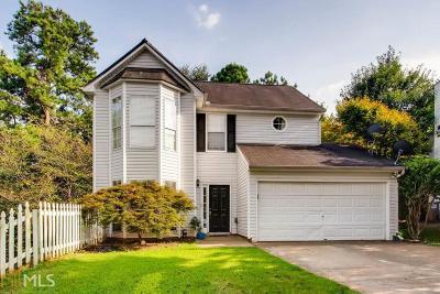 Acworth Single Family Home New: 2154 Serenity Dr
