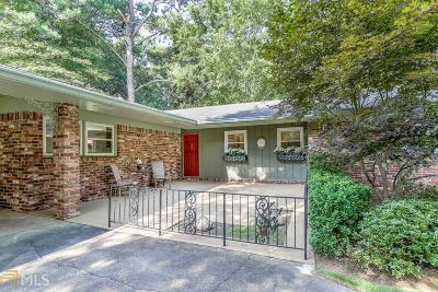 Stone Mountain Single Family Home New: 3657 Chavers