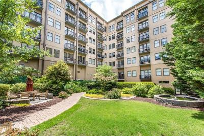 Decatur Condo/Townhouse For Sale: 201 W Ponce De Leon Ave #62