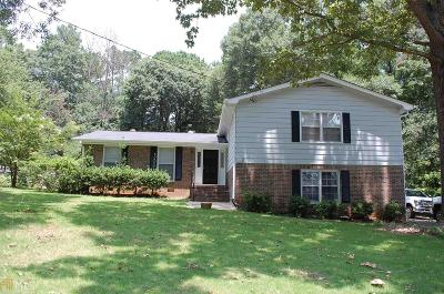 Stockbridge Single Family Home New: 132 Creek Cir