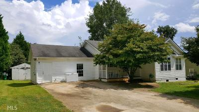 Winder Single Family Home New: 915 Century Oak Dr #15