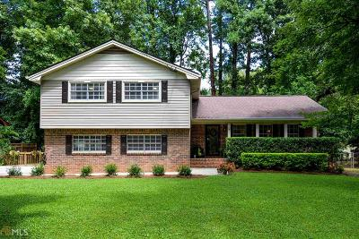 Chamblee Single Family Home Under Contract: 3880 Donaldson