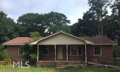 Elbert County, Franklin County, Hart County Single Family Home Under Contract: 426 Highland Dr