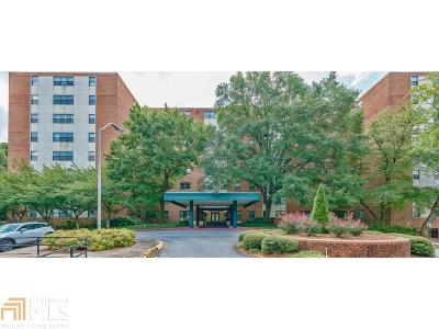Condo/Townhouse New: 2965 Pharr Court South NW #411