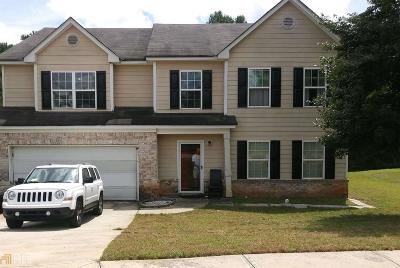 Newton County Single Family Home New: 460 McGiboney Lane