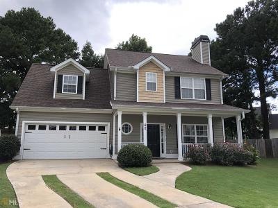 Newnan Single Family Home New: 60 Roxbury Ln