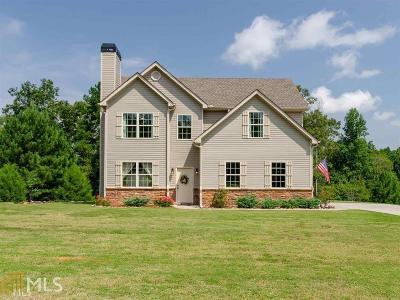 Newnan Single Family Home New: 217 Ridgeview Dr