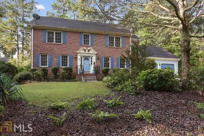 Marietta Single Family Home New: 3322 Woodsfield Dr