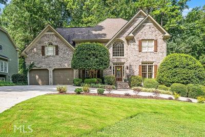 Marietta Single Family Home New: 4191 Summit Way
