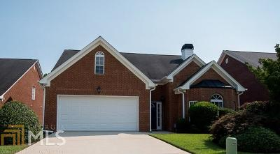 Conyers GA Single Family Home New: $220,000