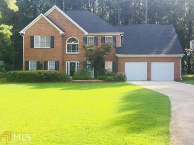 Kennesaw Single Family Home New: 3292 Enclave Gate