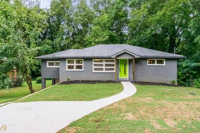 Decatur Single Family Home New: 2265 Amber Way