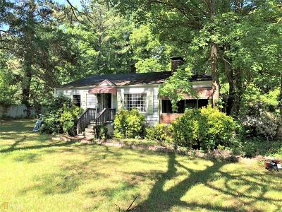 Single Family Home For Sale: 4363 Yates Rd