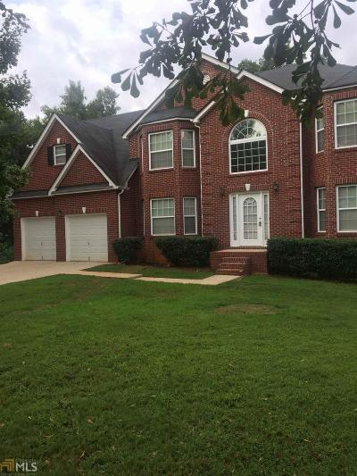 Mcdonough Single Family Home New: 596 Trotters Lane