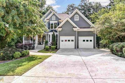 Acworth Single Family Home New: 1168 NW Fords Lake Place