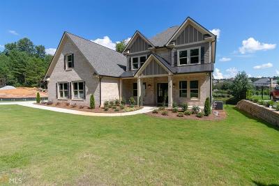 Grayson Single Family Home New: 718 Heritage Lake Way
