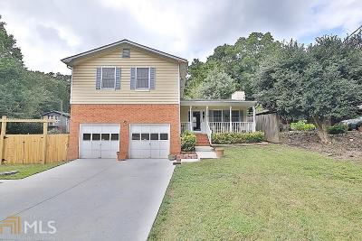 Clarkston Single Family Home Under Contract: 3769 Norman Rd