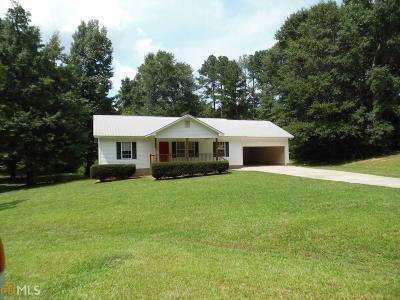 Newnan Single Family Home New: 194 Dr Elliott Rd