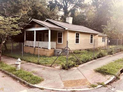 Atlanta Single Family Home New: 1073 SW Coleman St
