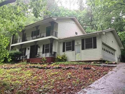 Stone Mountain Single Family Home New: 6596 Bralorne Ct