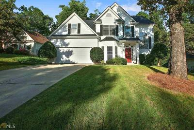 Newnan Single Family Home New: 202 Freeman Forest Dr