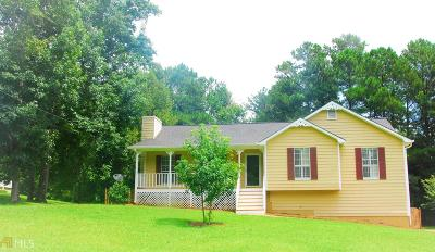 Douglasville GA Single Family Home New: $179,000