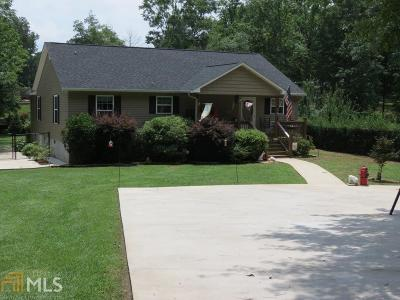 Haddock, Milledgeville, Sparta Single Family Home For Sale: 103 NW Sportmans Cir
