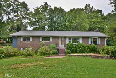 Marietta Single Family Home New: 2886 Bob Bettis Rd