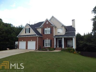Dallas GA Single Family Home New: $349,900