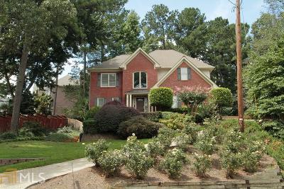 Lawrenceville Single Family Home New: 1730 Lebanon Rd